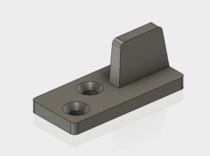 3D model of the replacement part.