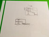 Sliding fastener: Concept drawings.